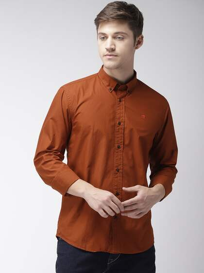 b7d40268d69 Shirts for Men - Buy Mens Shirt Online in India