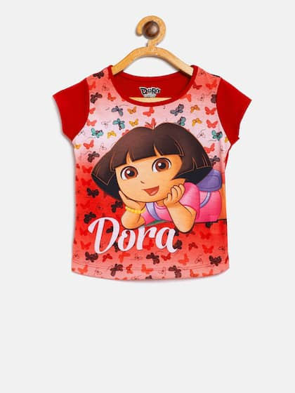 249df3eeb5ad Kids T shirts - Buy T shirts for Kids Online in India Myntra