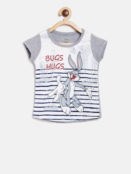a3c896f8e Kids T shirts - Buy T shirts for Kids Online in India Myntra
