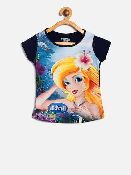 9e4254918e0e Girls T Shirts- Buy Tshirts for Girls online in India