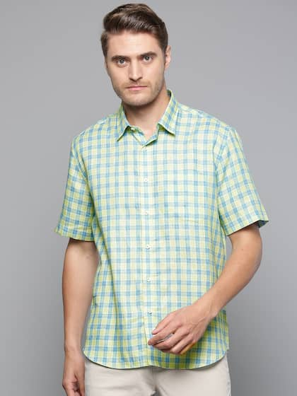 ab455a9f6d1 Casual Shirts for Men - Buy Men Casual Shirt Online in India