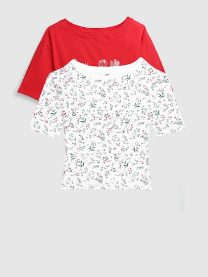 43e603f82 Kids T shirts - Buy T shirts for Kids Online in India Myntra