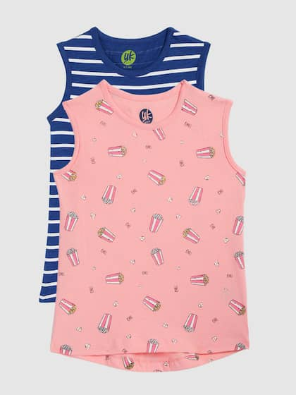 a5a00b6220b Girls Tops - Buy Stylish Top for Girls Online in India