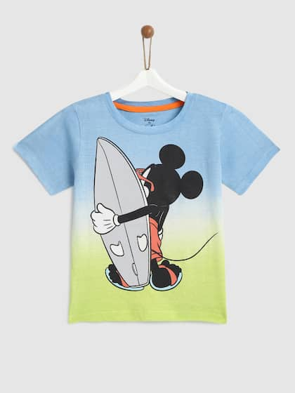 1f34dfb2a259 Kids T shirts - Buy T shirts for Kids Online in India Myntra