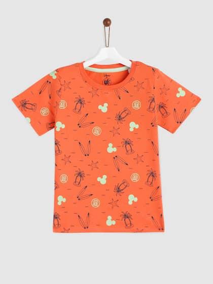 78edd6bc2b37 Disney T-shirts - Buy Disney T-shirt Online in India | Myntra