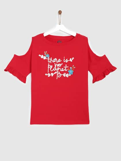 075caf3a6 Girls Tops - Buy Stylish Top for Girls Online in India | Myntra