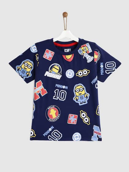 Boys Clothing Buy Latest Trendy Boys Clothes Online Myntra