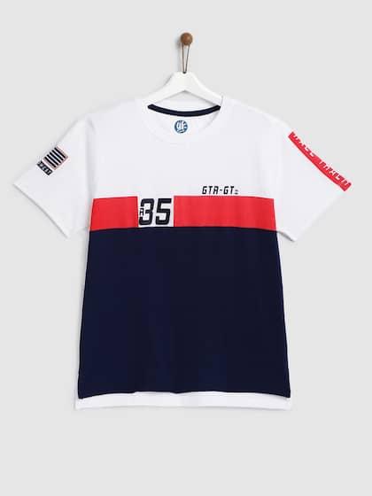6dc8d5aa4ccb Boys Clothing - Buy Latest & Trendy Boys Clothes Online | Myntra