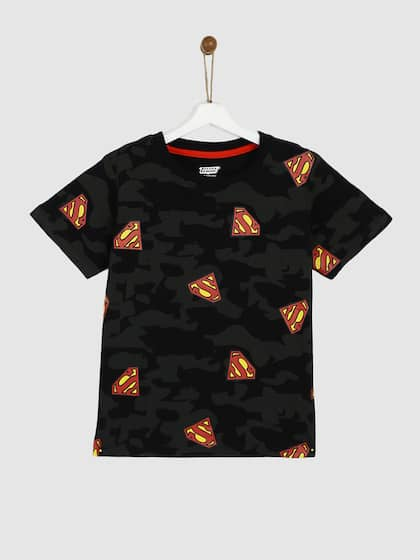 a52784876a8 Boys T shirts - Buy T shirts for Boys online in India