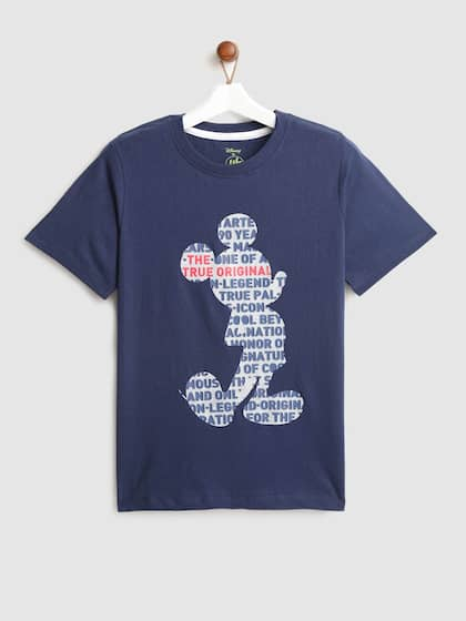 9db43c0aa Disney T-shirts - Buy Disney T-shirt Online in India | Myntra