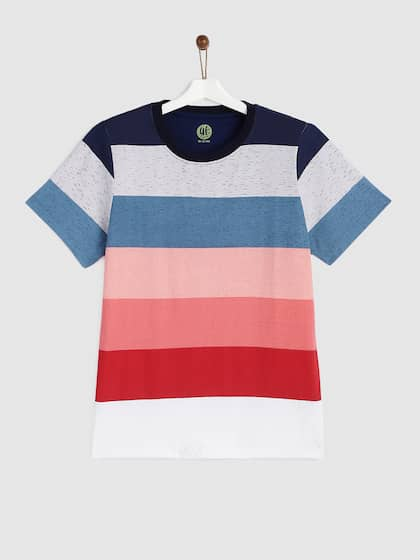 d0b30fde712766 Boys T shirts - Buy T shirts for Boys online in India