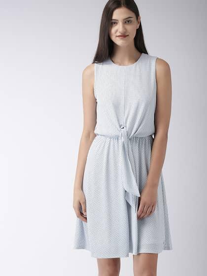 a0925d37 Tommy Hilfiger Dresses - Tommy Hilfiger Dress Online | Myntra