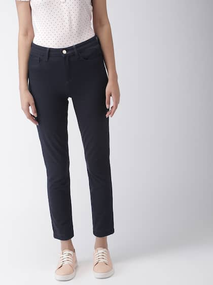 5c6f139c Tommy Hilfiger Trousers - Buy Tommy Hilfiger Trousers online in India