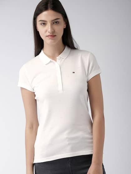 68cda8a9ad958 Tommy Hilfiger Tshirts - Buy Tommy Hilfiger Tshirts Online | Myntra