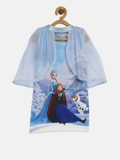 e3034ce4c426 Girls Dresses - Buy Frocks   Gowns for Girls Online