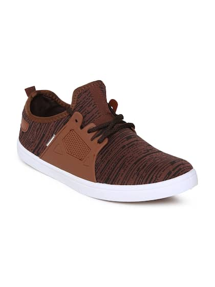 d77f6c4a51e55b Brown Casual Shoes - Buy Brown Casual Shoes For Men   Women Online