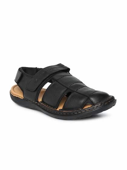 c2a91b7db3 Sandals For Men - Buy Men Sandals Online in India   Myntra