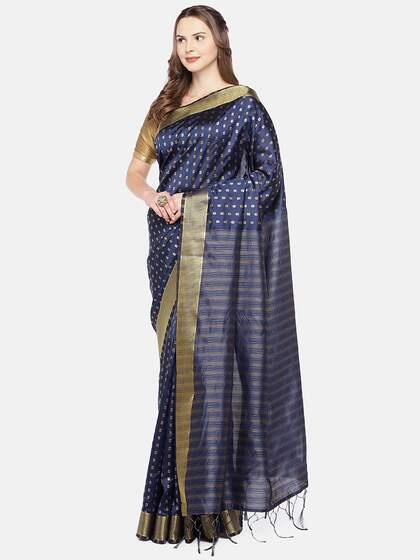 8b55c9a6d Fashion Sarees - Online shopping of Fashionable Saree in India - Myntra