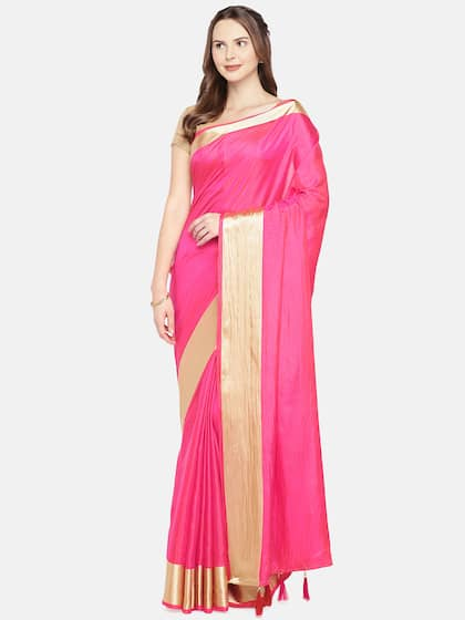 70151a5930544c Silk Sarees - Buy Pure Silk Saree Online in India   best price