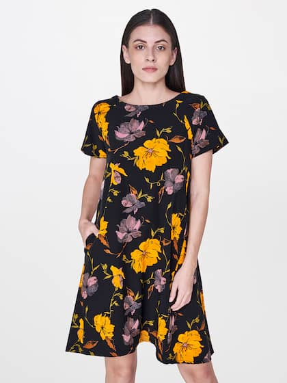 bd13ce79f Floral Dresses - Buy Floral Print Dress Online in India | Myntra