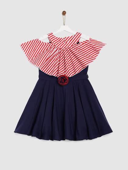 65081988b Girls Dresses - Buy Frocks & Gowns for Girls Online   Myntra