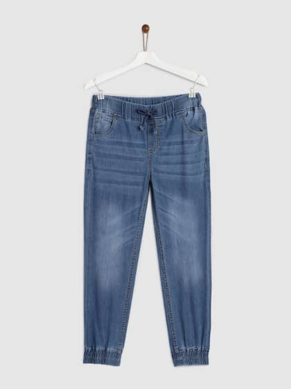c9b3e2b098 Boy's Jeans - Buy Jeans for Boys Online in India | Myntra