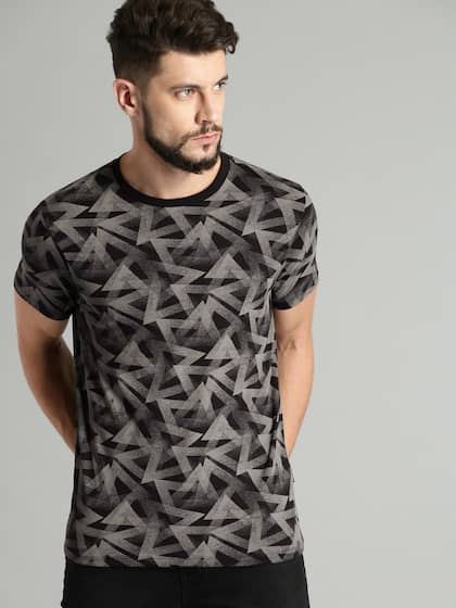 d71ed838 Men T-Shirts - Buy T-shirts for Men Online in India | Myntra