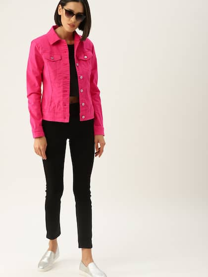 30de760e4b8 Jackets for Women - Buy Casual Leather Jackets for Women Online