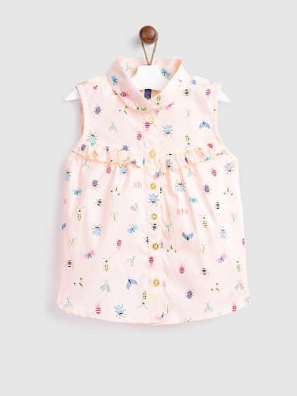 Sleeveless Shirts - Buy Sleeveless Shirts Online in India