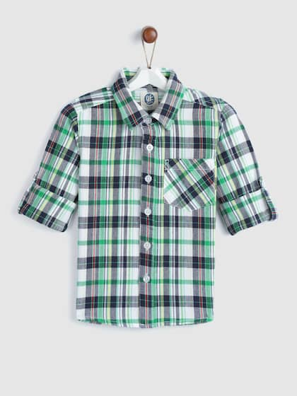 91bd62d72 Boys Shirts- Buy Shirts for Boys online in India