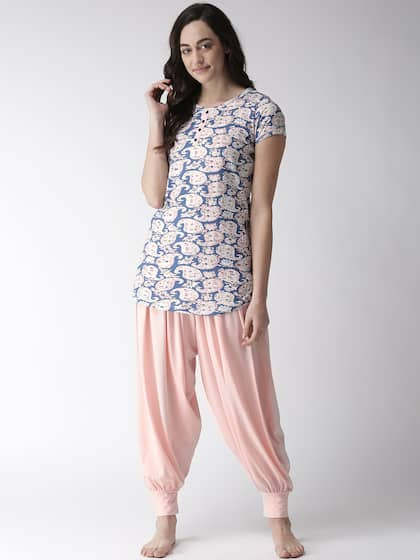 Women Loungewear   Nightwear - Buy Women Nightwear   Loungewear ... 15f35b94b