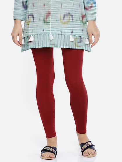 6fb78100f879 Ankle Length Leggings - Buy Ankle Length Leggings Online For Women ...