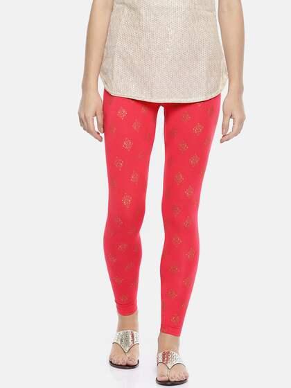 e1fd9df0f4c165 Printed Leggings Online - Buy Printed Leggings for Women at best ...