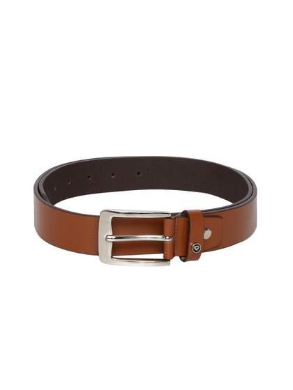 1ba68bac3ec INVICTUS. Men Solid Belt