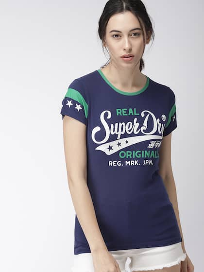 1c5505c8 Superdry T-shirts - Buy Superdry T-shirts Online in India | Myntra