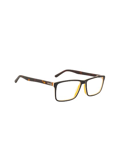 0461dc93d2a Ted Smith. Unisex Full Rim Rectangle Frames