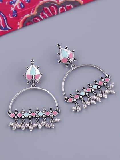 d245a8ee1 Western Earrings - Buy Western Earrings online in India