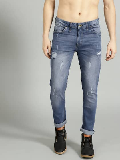 39f6caa3b Ripped Jeans - Shop for Ripped Jeans Online in India | Myntra