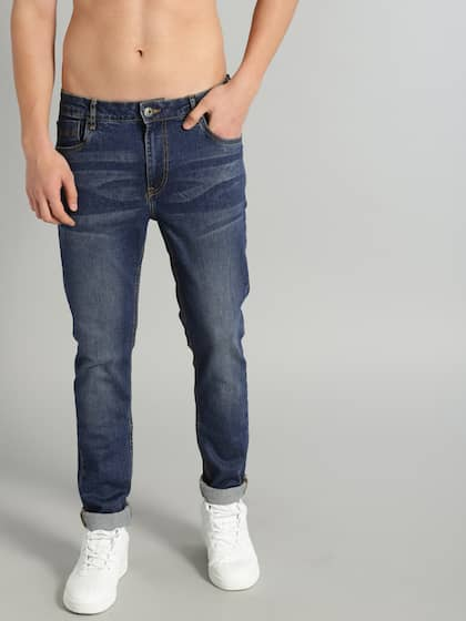 5d4f6130e3df Men Jeans - Buy Jeans for Men in India at best prices | Myntra