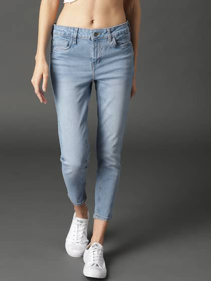 98df5585146d Jeans for Women - Buy Womens Jeans Online in India | Myntra