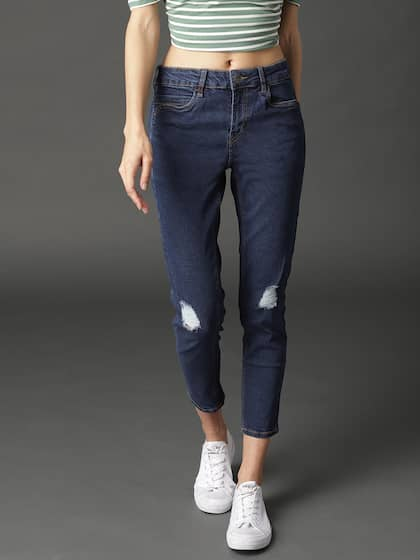 d3c4567b0fa Ripped Jeans for Women - Buy Women Ripped Jeans Online