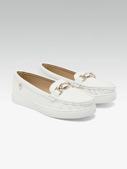 622b7d8c55 Loafers for Women - Buy Ladies Loafers Online in India | Myntra