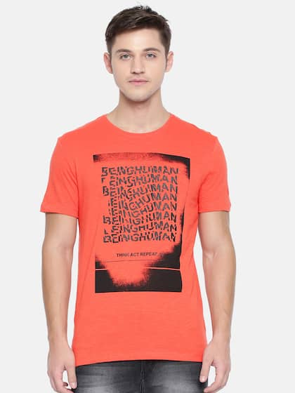 ec0f929d78e Buy Being Human T-Shirts Online For Men At Myntra