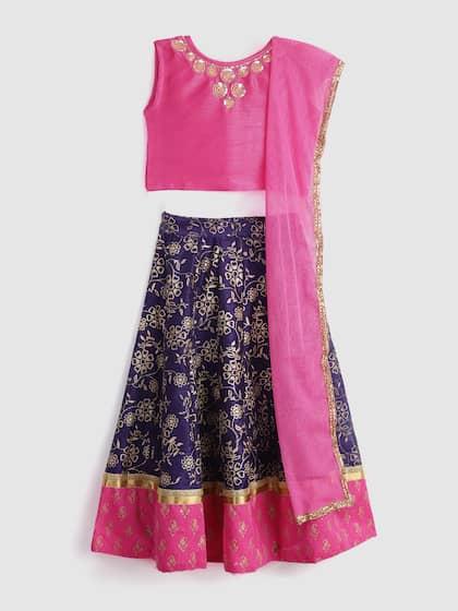 2f5e7f83ba Lehenga - Buy Designer Lehengas Online in India | Myntra