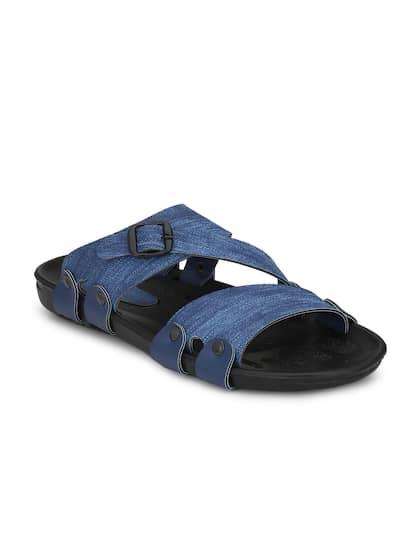 dff23bb035a9a Sandals For Men - Buy Men Sandals Online in India | Myntra