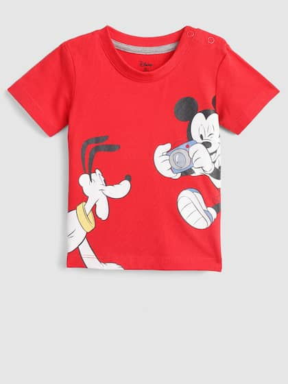 63238fe5 Kids T shirts - Buy T shirts for Kids Online in India Myntra