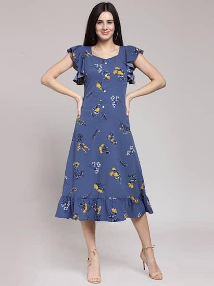510d2edf2879 Floral Dresses - Buy Floral Print Dress Online in India | Myntra