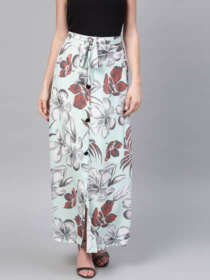 3753cea205d Long Skirts - Buy Long Skirts Online in India
