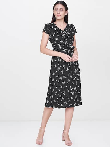 f27b3bc64dc2 Dresses - Buy Western Dresses for Women & Girls | Myntra