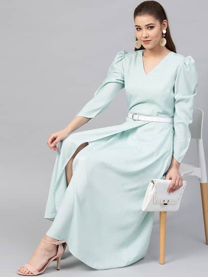 127bed8f9f788 Wrap Dresses - Buy Wrap Dresses online in India